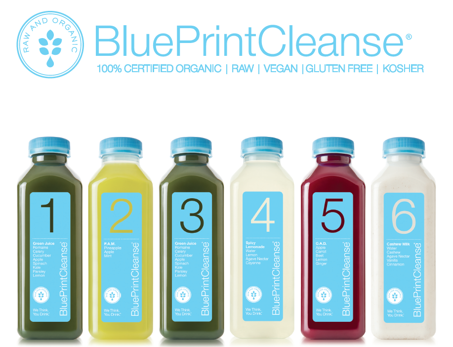 Charitybuzz feel your best with two 3 day blueprint cleanse detail malvernweather Choice Image