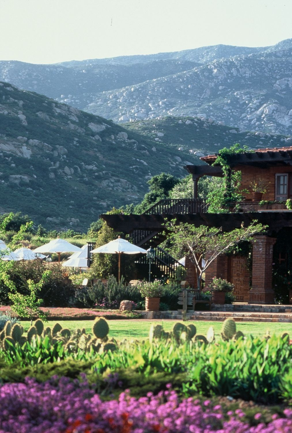 Charitybuzz Paid By Check One Week Stay At Rancho La