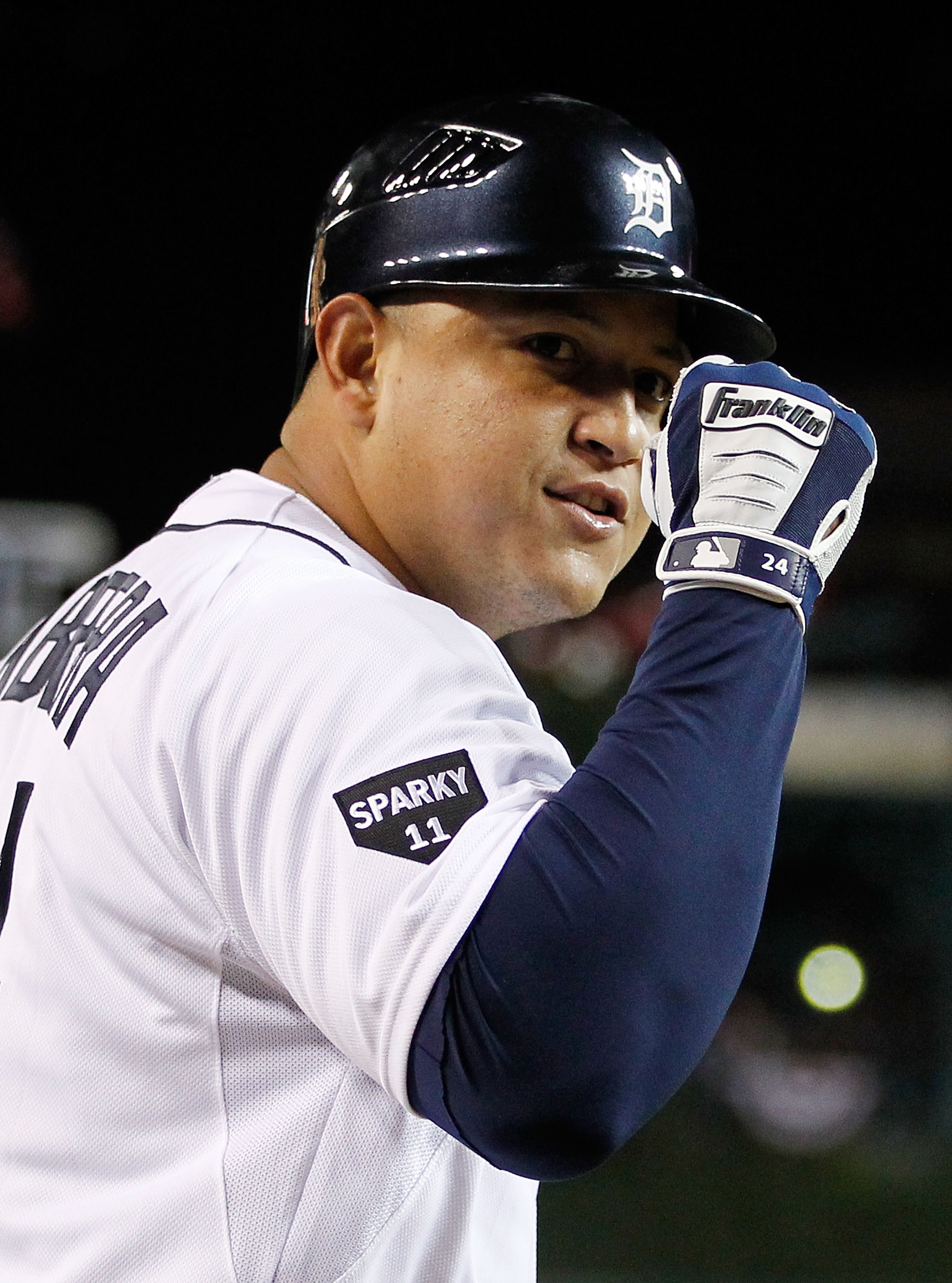 Charitybuzz: Triple Crown Winner, Miguel Cabrera's ...