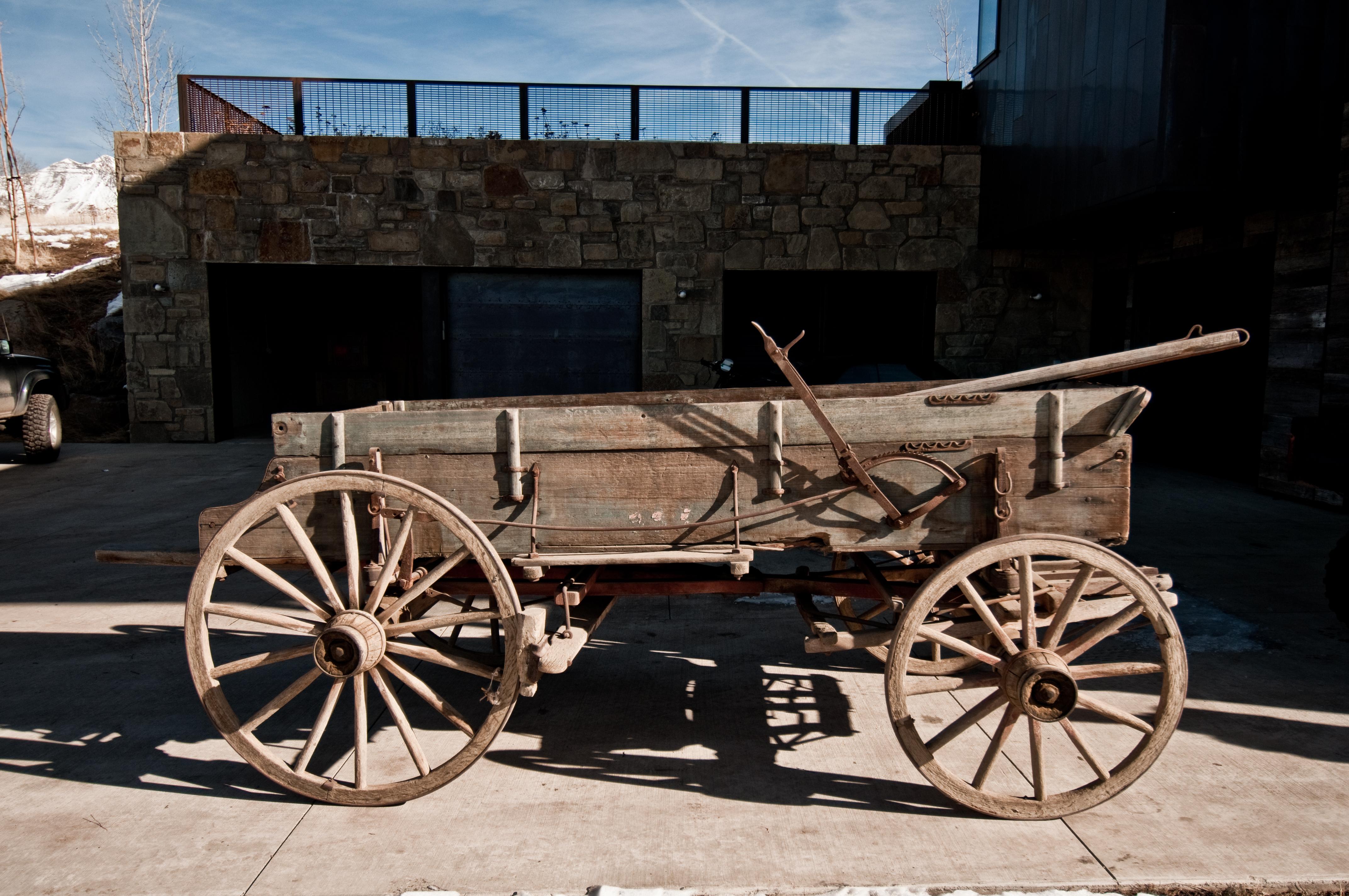 Charitybuzz Charming 1800 S Farm Wagon Lot 327915