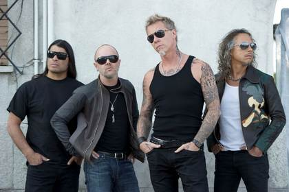 Charitybuzz meet metallica with 2 tickets to the sold out detail m4hsunfo