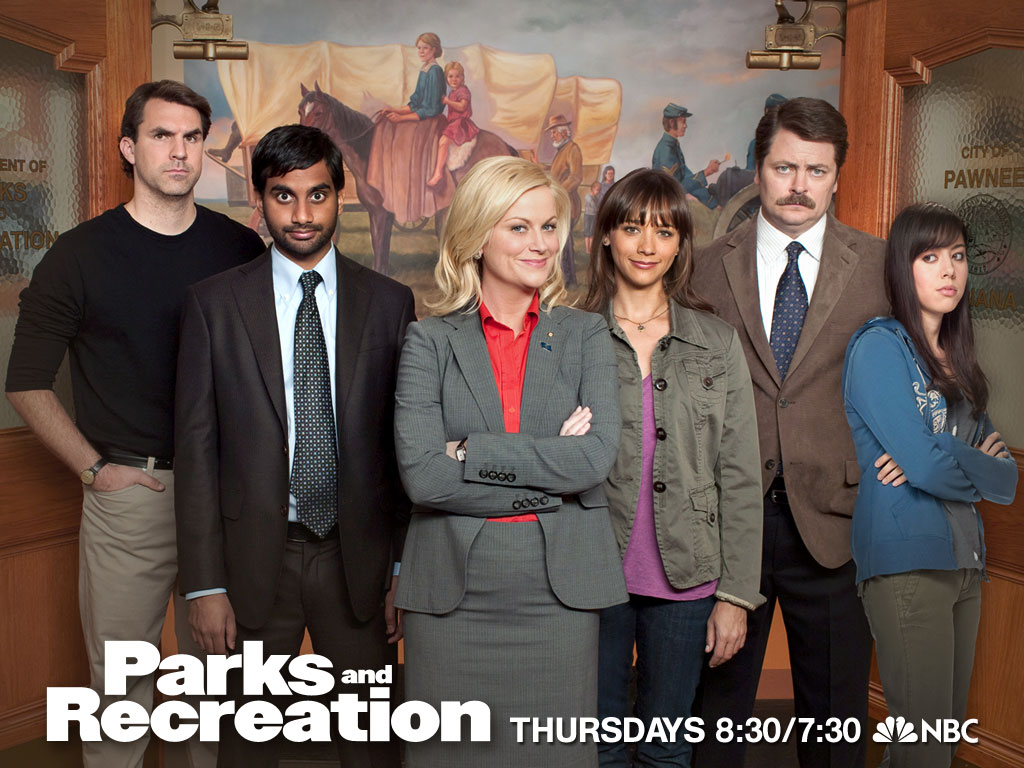 Charitybuzz Visit the Set of NBC s Parks and Recreation in Los
