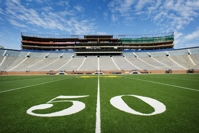 Charitybuzz: 50-Yard Line Tickets for 4 to Michigan vs ...