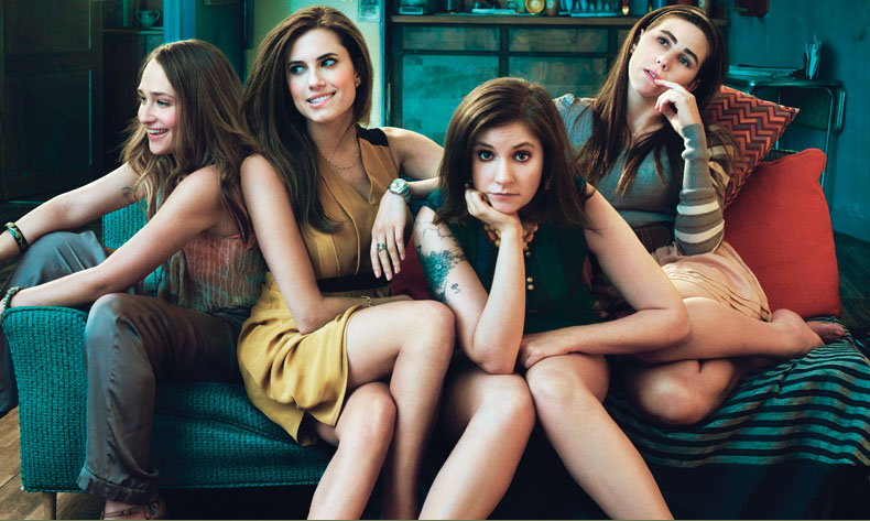 Think, what hbo girls tv show cast can help