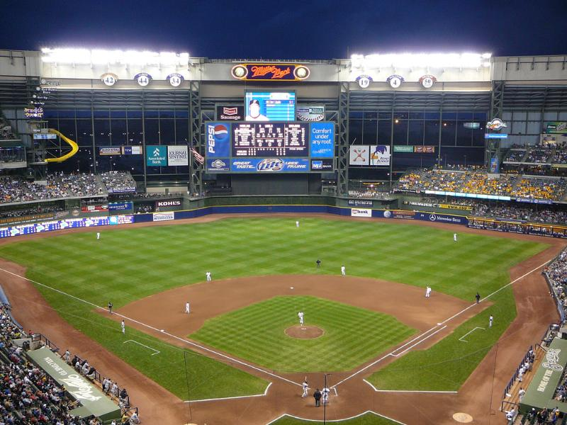 Brewers Stadium Milwaukee Address, Contact Number of ...