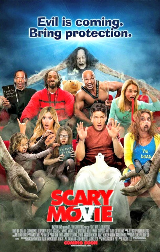 Charitybuzz Attend The Premiere And After Party Of Scary Movie 5 On A Lot 3429079