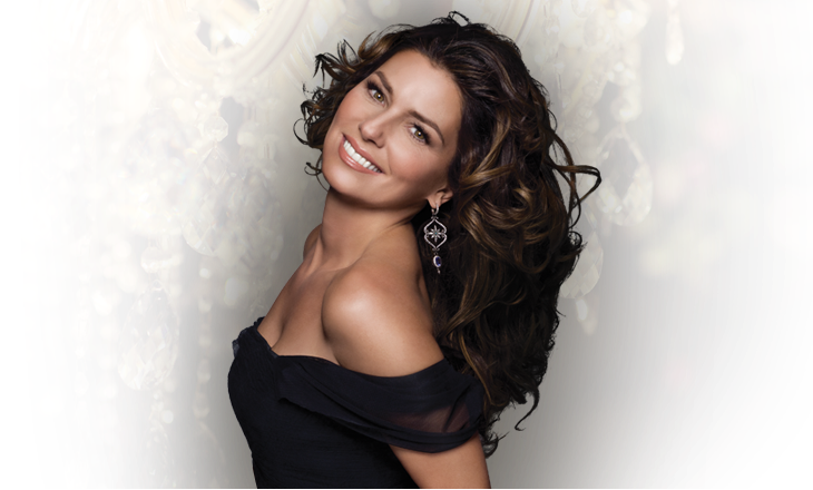 Charitybuzz meet shania twain receive 2 front row tickets to her detail m4hsunfo