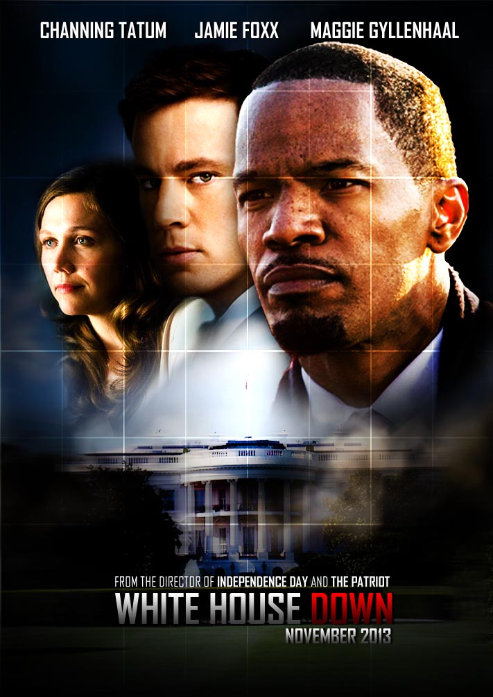 2 Tickets To The World Premiere Of White House Down On Charitybuzz