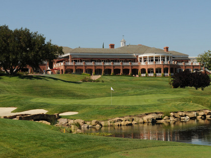 Enjoy a Golf Foursome at the Members Only Sherwood Country Club in LA