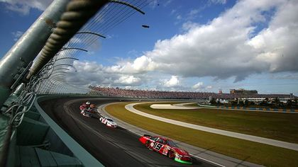 Charitybuzz Nascar Sprint Cup Series Race Weekend At
