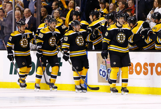 Charitybuzz A VIP Experience For Boston Bruins Home Game Meet