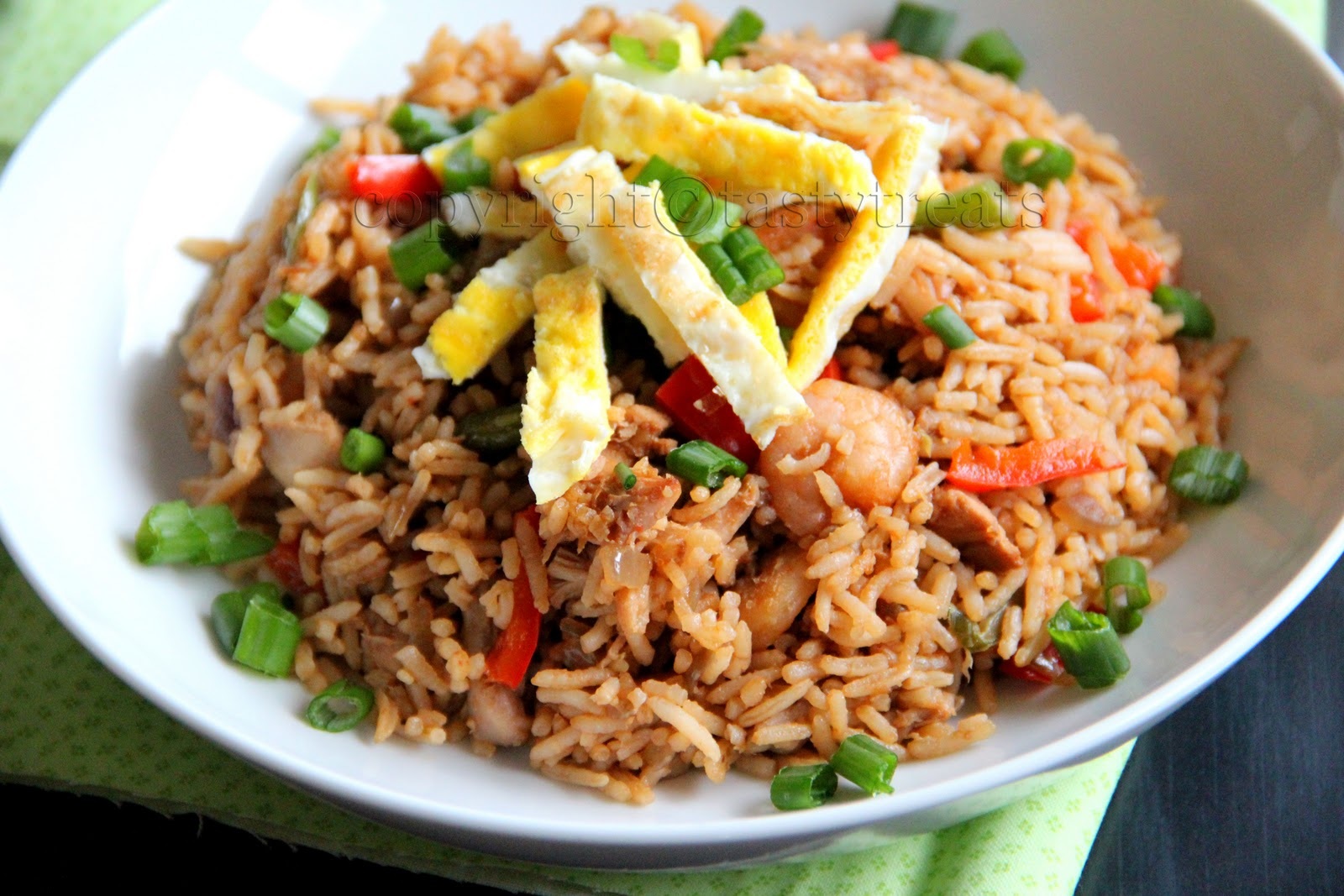 12 fried rice recipes