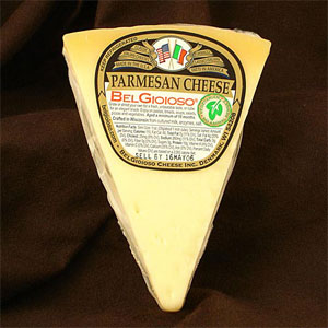 Vegetarian Parmesan Cheese