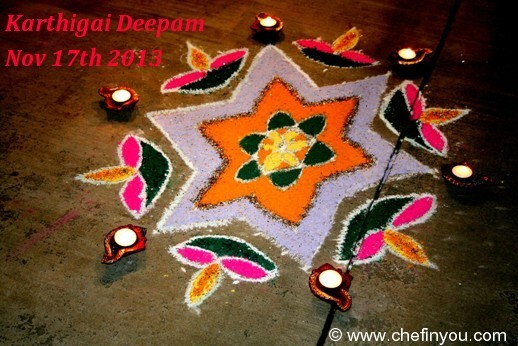 What is Pancharatra Deepam | When is Vishnu Deepam