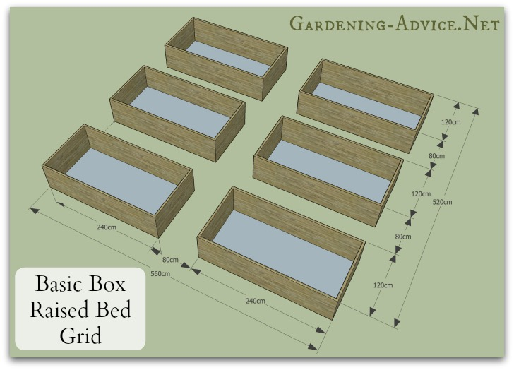 How To Build Raised Garden Beds BP Builds Four Raised Garden Beds