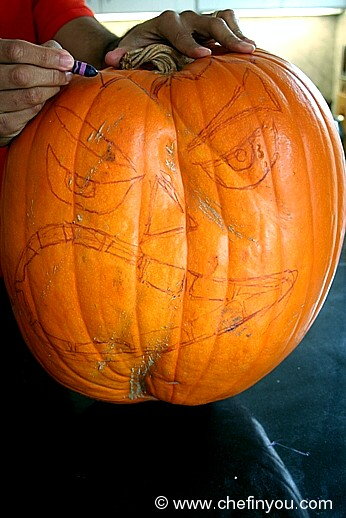 How to carve Extreme Pumpkins step by step | Halloween Pumpkins