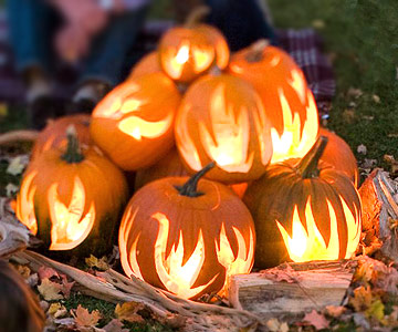 Pumpkin Carving Patterns |  How to carve Pumpkins for halloween