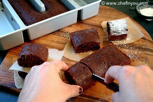 Cinnamon Chocolate Brownies Recipe | Healthy Brownies Recipe