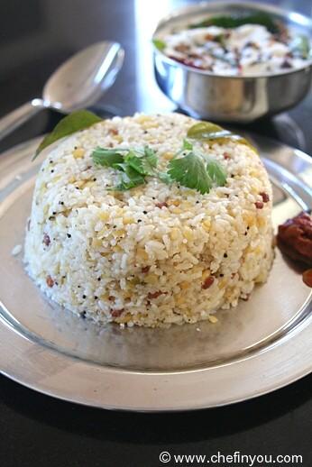 Indian Breakfast Recipes | Kitchidi Recipe