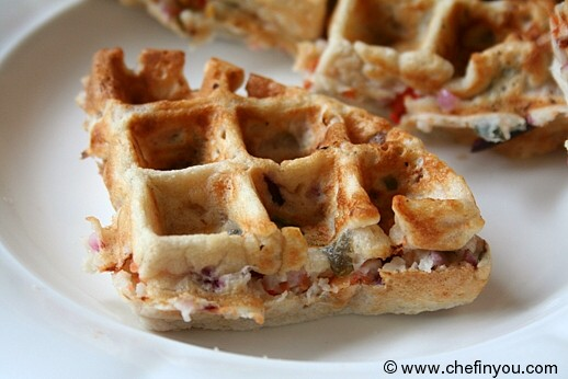 Dosa waffles recipe vegetable waffles indian breakfasts chef kids recipes indian waffles recipes easy breakfast recipes forumfinder Images