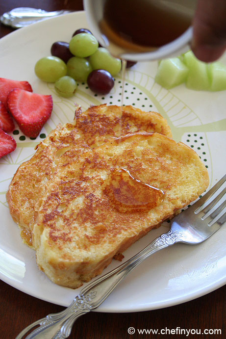 French Toast Recipe | Easy Breakfast Recipes |  Best French Toast Recipe