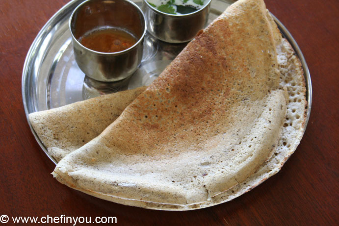 Karuppu Ulundhu Dosa Recipe | Muzhu Ulundhu Dosai Recipe | South Indian Breakfast Recipes