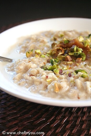No Sugar Recipes | Dates Recipe | Oatmeal with Dates Recipe