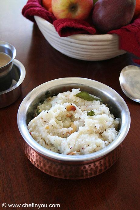 Uppittu Recipe   Sooji Upma Recipe   Indian Breakfast Recipes