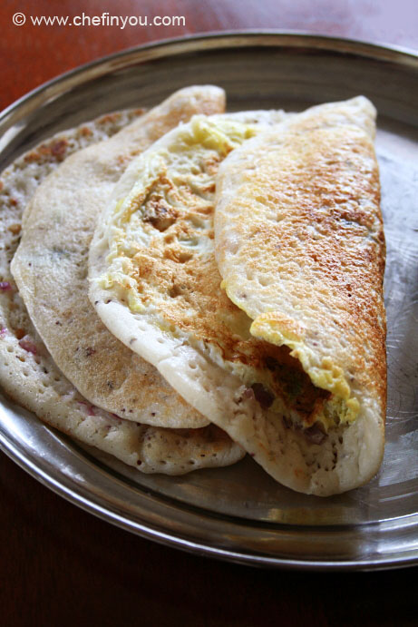 Talimpu Dosa Recipe | Talippu Dosai | South Indian Breakfast Recipes
