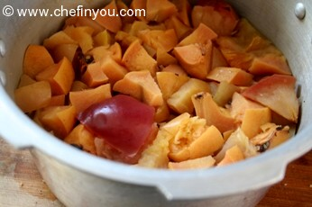 Quince Apple Recipe | Apple sauce with Quince Recipe | No Sugar recipes
