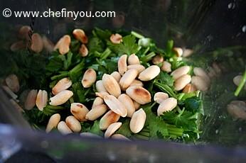 Hari Chutney recipe | Green Chutney Recipe | Coriander Peanut Chutney Recipe