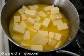 D.I.Y Ghee Recipe | Clarified Butter Ghee | How to make Ghee