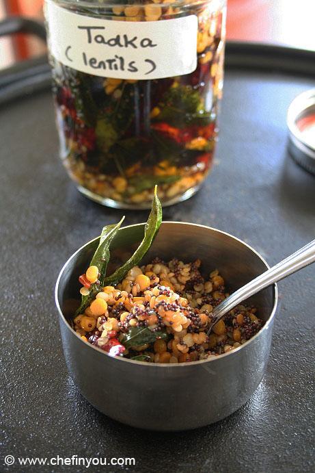 5 minute Big Batch Tadka Recipe |  OPOS Recipes