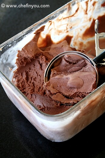 Homemade Chocolate Icecream Recipe |  Kid Friendly Recipes |  Summer Frozen Recipes