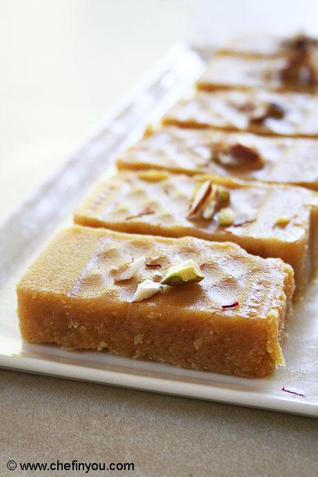 Krishna Sweets styled Mysore Pak Recipe   Soft Mysore Pa Recipe