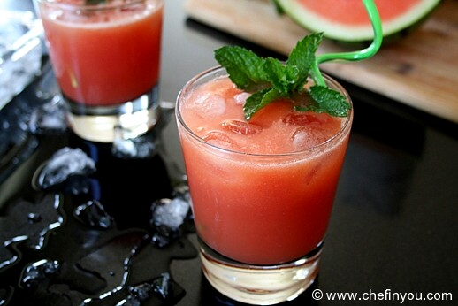 Watermelon Breeze (w/ Coconut Water)