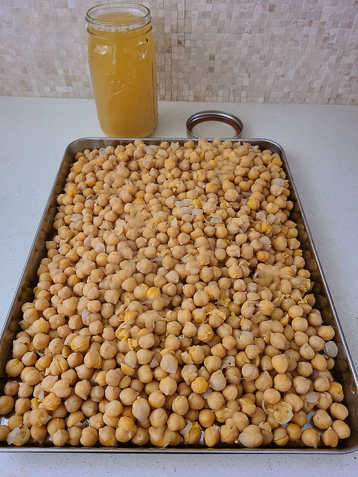 Presoaked Chickpeas Instant Pot | Instructions and Time to cook Chickpeas in Instant Pot
