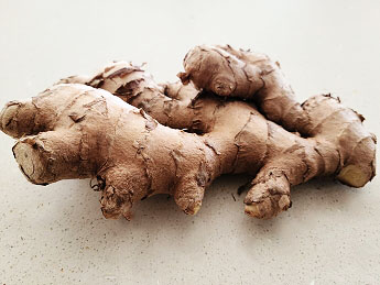 How to peel ginger skin quickly | How to peel Ginger skin by hand