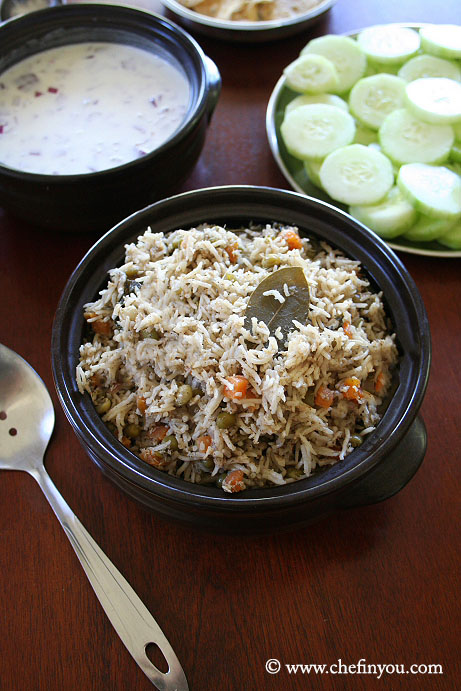 Brinji Rice Recipe | Tamil Nadu Brinji Sadham Recipe