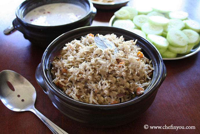Brinji Rice Recipe | Tamil Nadu Brinji Sadham Recipe