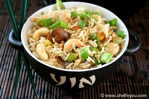 Cashew Fried Rice