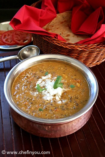 Indian Curry Recipes |  Dal Recipes | Easy Dal Makhani Recipe