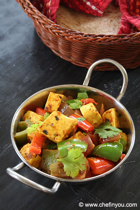 how to make vegetable kadai at home