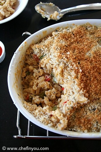 Pepper Mac and Cheese |  Kid friendly recipes | Easy  Kids lunches