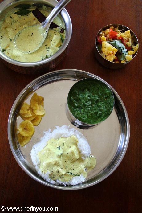 More Kulambu Recipe | Easy South Indian Recipes | OPOS Mor Kulambu Recipe