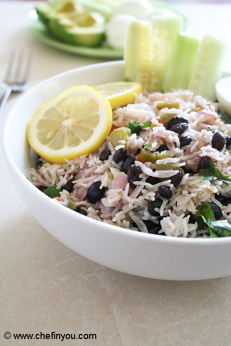 Moros y Cristianos Recipe | Cuban Black Beans and Rice Recipe