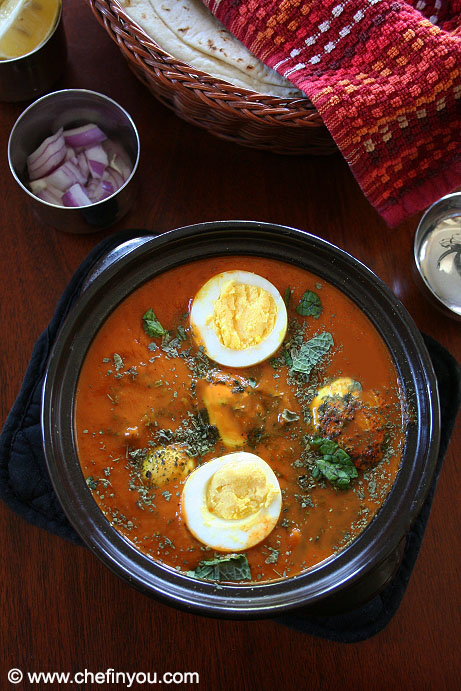 Best Egg Curry Recipe |  Dhaba Style Egg Curry Recipe | Restaurant Style Egg Curry Recipe