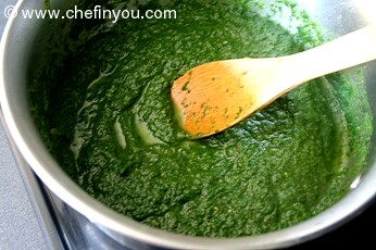 Spinach and Cheese Recipe |  Paneer Recipes | Spinach (Palak) Recipes
