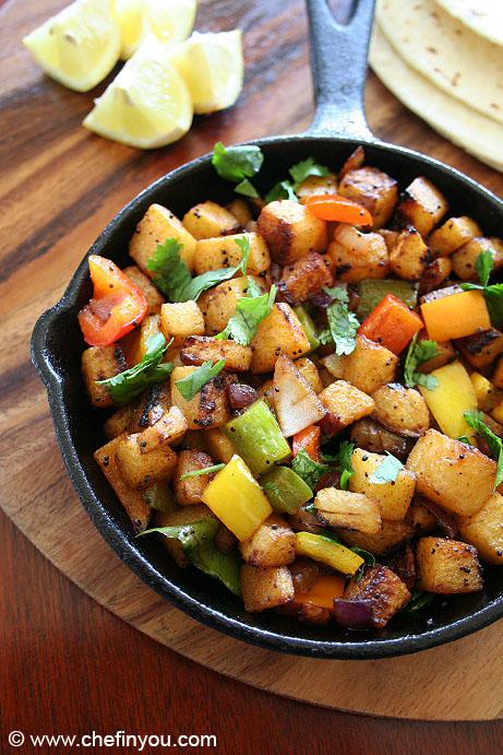 Jicama Fries Recipe | Indian Jicama Curry Recipe