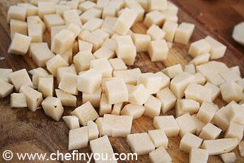 how to make jicama soft
